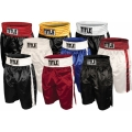 Боксерские шорты TITLE Professional Boxing Trunks