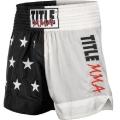 Шорты для тайского бокса TITLE MMA Nylon Thai Trunks