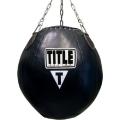 Боксерский круглый мешок TITLE Boxing Body Snatcher Bag
