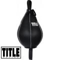 Пневмогруша на растяжках TITLE Boxing Mexican Double End Bag