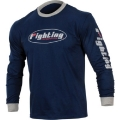 Реглан мужской FIGHTING Sports Long Sleeve Action Tee