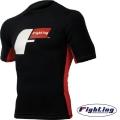 Компрессионная футболка FIGHTING Sports Power-Flex Short Sleeve