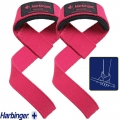 Кистевые ремни со вставками HARBINGER Cotton 21307