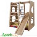 Спортивный детский уголок SportBaby Кроха