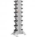 Вертикальная подставка под гантели HOIST HF-4460 на 8 пар