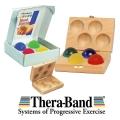 Набор гибких мячей для кисти THERA-BAND