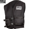 Жилет-утяжелитель TITLE Boxing Power Weighted Vest 18 кг