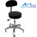 Стул для массажиста TOUCH AMERICA Touch America Pro Stool Back