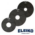 Диск обрезиненный ELEIKO Vulcano Disc Ø50 мм