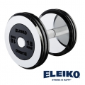 Гантель хромированная ELEIKO Pro Dumbbell 12-60 кг