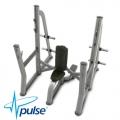 Скамья для жима вверх PULSE FITNESS S-850G
