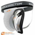 Защитный бандаж и ракушка SHOCK DOCTOR Ultra Supporter Carbon