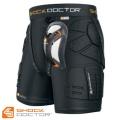 Защитные шорты и ракушка SHOCK DOCTOR Shockskin Lax Relaxed Fit