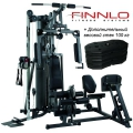 Мультистанция FINNLO Autark 2500-100 Multi-gym New