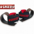 Лямки для турника GRIZZLY Deluxe Leather Lifting Straps