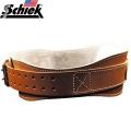 Пояс атлетический кожаный SCHIEK L2004 12 см