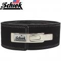 Пояс кожаный для пауэрлифтинга SCHIEK L7010 10 см
