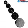 Диск в пластиковой оболочке INTER ATLETIKA ST520.1-5 Ø26