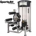 Мышцы спины и пресса SPORTS ART Dual Function 106