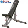Скамья атлетическая INTER ATLETIKA GYM ST/BT302