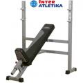 Скамья для жима со стойками INTER ATLETIKA GYM ST/BT305