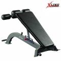 Скамья для пресса регулируемая INTER ATLETIKA X-LINE X/XR311