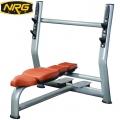 Скамья силовая со стойками INTER ATLETIKA NRG Line N203