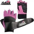 Женские перчатки с напульсником SCHIEK PlatinumLiftingGlove540P