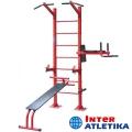 Универсальный уличный тренажер INTER ATLETIKA UT101