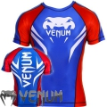 Футболка VENUM Electron 2.0 Walk-out Dry Tech T-shirt