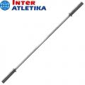 Гриф штанги олимпийский INTER ATLETIKA C3-16AT Ø50 мм 160 см
