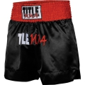 Шорты для тайского бокса TITLE MMA Pro Satin Thai Trunks