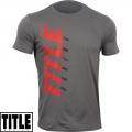 Мужская футболка TITLE Boxing Vertigo Tee