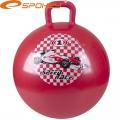 Мяч попрыгунчик Фитбол с ручкой 45 см SPOKEY Race Ball