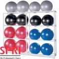 Подставка под гимнастические мячи SPRI Ball Rack на 16 мячей