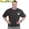 Мужская свободная футболка BIG SAM 2723