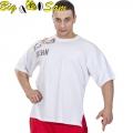 Мужская свободная футболка BIG SAM 2804