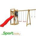 Детская игровая площадка SportBaby-4
