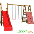 Детский спортивно-игровой комплекс SportBaby SportBaby-5
