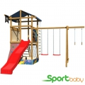 Детский спортивно-игровой комплекс SportBaby SportBaby-10