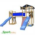 Детская спортивно-игровая площадка SportBaby SportBaby-11
