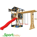Детский спортивно-игровой комплекс SportBaby SportBaby-14