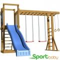 Детский спортивно-игровой комплекс SportBaby SportBaby-15