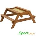 Детская песочница-стол SportBaby Песочница-2