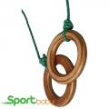 Кольца гимнастические SportBaby Sport-4