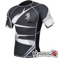 Компрессионная футболка HAYABUSA Metaru 47 ShortSleeve RashGuard