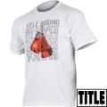 Мужская футболка TITLE Boxing Terms Tee