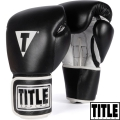 Боксерские перчатки TITLE Pro Style Leather Training Gloves