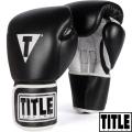 Боксерские перчатки TITLE ORIGINALS PRO TB-2026