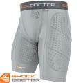Компрессионные шорты с протекторами SHOCK DOCTOR Ultra Martials